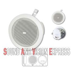 Trevi TF 9210 Wall / Ceiling Speaker With Transformer 6W / 3W